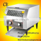 industrial conveyor belt bread industrial toaster machine