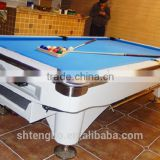 Newly design US carom billiard table on sale 7ft,8ft,9ft