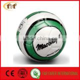 Size 3 PU / FOAM PVC soccer ball/football with custom brand logo print