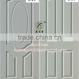 hdf wood veneer molded door skin 3.2mm