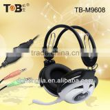 china new products 2015 computer headphone colorful gaming headset stereo headset with microphone for Tablet PC Smart cell phone
