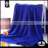 softextile fluffy luxury towel robe wrap