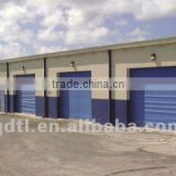 prefabricated portable mobile steel structure car garage design