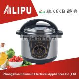 10 in 1 cooking functions best electric pressure cooker/multi rice cooker with knob controller