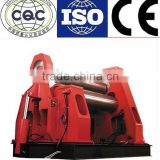 Affordable 3 Roller Universal Plate Bending Machine, Prebending and Cone, 16mm plate bending machine