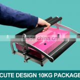 New design manual small format sublimation heat press sublimation heat press machine heat transfer textile