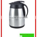 Arabic stainless steel vacuum thermos tea pot