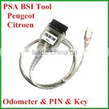 Hot Selling New Release Peugeot and Citroen KM Mileage Change Tool PSA BSI tool