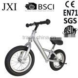 Colorful 14 inch electic shimano aluminium mountain balance bike