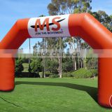 Customized Produce Oxford Fabric Inflatable arch