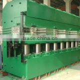 Tire Tread Vulcanizer Machinery / Rubber Tread Making Machine