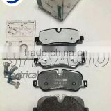 SFP500020 LR016808 LR019627 Rear Brake Pads Set For LR	LR3 2006-2012 SFP500020 LR016808 LR019627