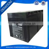 wholesale low price 2v 2500AH solar power system Battery