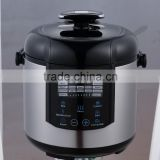 Stainless Steel 6 quart Electric Pressure Cooker CY-A60