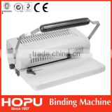 INquiry about Office equipment Combo book binding machine