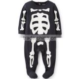 Hot Sale 2015 High Fashion Design Baby Boys Black And White Coverall Romper