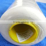 100% spun polyester sew thread for sewing bed sheet