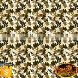 High Quality Dazzle Graphic Abstract Leaves Camo Hydrographic Film No.DGDAS077 Watchband Camouflage Water Transfer Printing Film