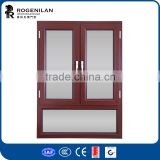 ROGENILAN 70 series sliding window australia syste and house main double window design with burglar proof