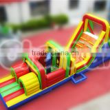 HIgh quality adult baby inflatable water obstacle course/obstacle course equipment/obstacle course ideas