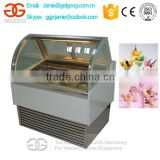 Display Refrigerator Cabinet with Glass Cover|Refrigerating ice cream display                                                                                                         Supplier's Choice