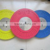 America hot sales high quality weight lifting Olympic Rubber Bumper Weight Plates