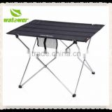 Hot sales outdoor picnic folding table with cooler bag