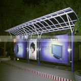 Shanghai Supplier self adhesive fronting printing backlit PET film with 25um PET liner-for lightbox