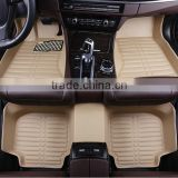 Cheap Classical Style Heavy Duty All Weather Universal Full Cover Waterproof Leather 3D 4D 5D Car Mat                                                                         Quality Choice