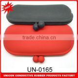 Mini silicone rubber cosmetic bag promotional cosmetic bag