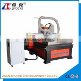 PCI NcStudio Controller Wood CNC Router Machine ZKM-1325 1300*2500MM With Vacuum Table Dust Collector