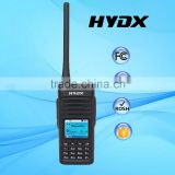 HYDX D50 UHF/VHF DMR mobile two way radio mini ham wireless walkie talkie USB write/read transceiver