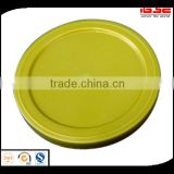 Pet food cans easy open PE plastic cover