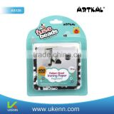 ARTKAL fuse beads 450 beads/box AS126 children musical notes kits educational handmade toy
