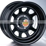 bus steel wheel rim size 15x7