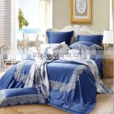 Shengsheng New Design luxury Tencel fabric with Sea Minerals bed set duvet cover set bedding