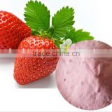 Hot sale 100% Pure Natural Organic Freeze dried Strawberry Powder form China