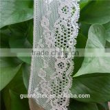 Selling Lace Manufacturers Ivory Bridal Pearl Embroidery Lace Trim