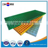 China supplier Molded fiberglass grating frp, sewage grating, floor trap grating