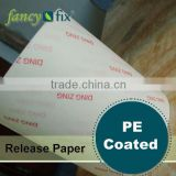 double sided release paper tape Release kraft paper mills