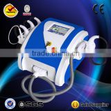 10MHz Laser Beauty Equipment Ipl+rf+elight+nd Yag Medical Laser+cavitation 5s In 1multifunction Microdermabrasion Machine