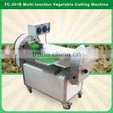 Practical Multi-functional Root Vegetable Cutter Dicing Machine and Leaf Vegetable Cutting Machine