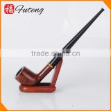 New Briar Tobacco Pipe Best Straight Long Wood Pipe Hot Sale