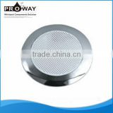 High quality Bathroom Ventilation Guard ABS Chromed Fan cover