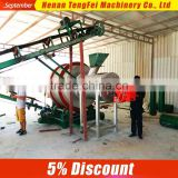 6-8T/H Silica sand dryer TDS625 European Latest Technology Energy Saving Rotary Sand Dryer
