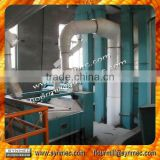 12t/day small capacity Complete set of wheat flour mill miller machine, maize flour mill machine