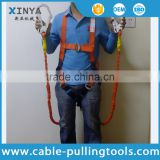 Construction Full Body Harness Industrial Safety Belt