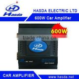 Hot 4 Ohm Mono Bridged, 600w car audio amplifier