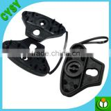 Black Triangle Plastic Clip Shade Net Cloth PE Grommets,Accessory for shade net, tarps,screen,etc