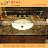 Strong quality style selections vanity top granite countertop meter price with high quality